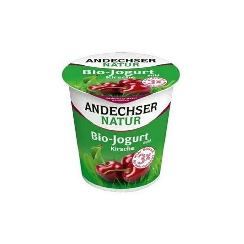 Jogurt wiśniowy 3,7% bio 150 g natur marki Andechser