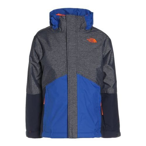 The North Face BOUNDARY TRICLIMAT 2IN1 Kurtka hardshell cosmic blue heather, T934Q3