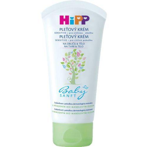 HiPP Krem do twarzy i ciała 75ml - produkt z kategorii- kremy i maści dla dzieci