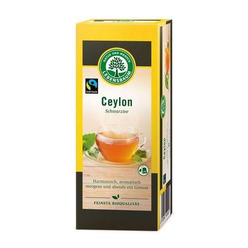 Herbata czarna CEYLON BIO 40g - LEBENSBAUM