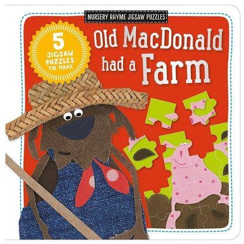 Kate Toms Jigsaw Book: Old MacDonald Had a Farm