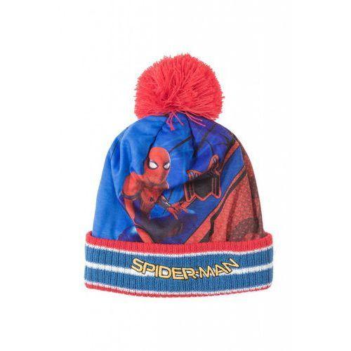 Spiderman Czapka chłopięca 1x35ae
