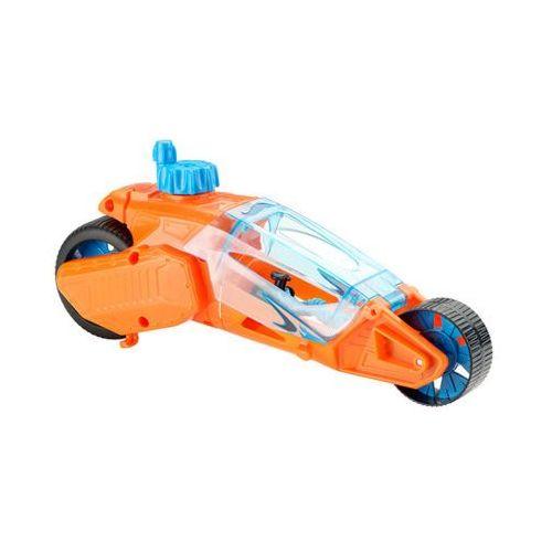 dpb68 twisted cycle pomarańczowy motocykl nakręcany 4+ marki Hot wheels