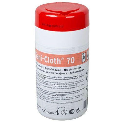 Sani-Cloth Ecolab 70 chusteczki dezynfekujące 125 szt., 3080820