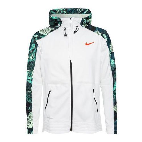 Nike Performance KOBE EMERGE HYPER ELITE Kurtka sportowa white/black/vapor green (kurtka męska) od Zalando.pl