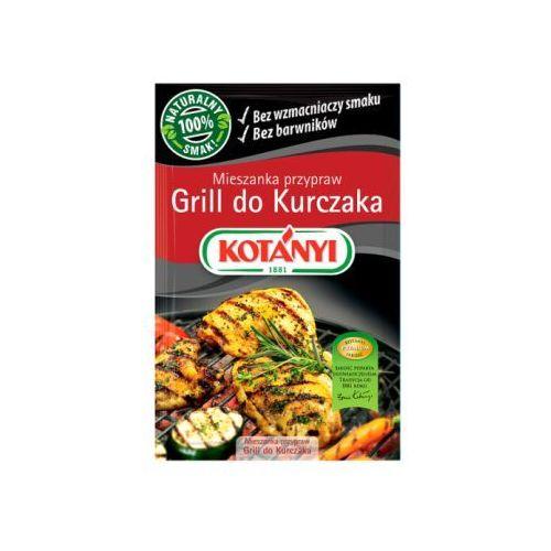 Mieszanka przypraw Grill do Kurczaka 22 g Kotányi