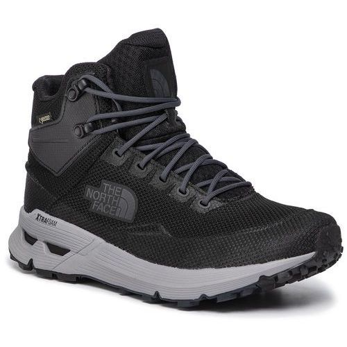 The north face Trekkingi - safien mid gtx gore-tex t93rdcca0 tnf black/ebony grey