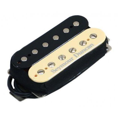 sh 4 zeb jb model przetwornik do gitary elektrycznej do montażu przy mostku, ″zebra″ marki Seymour duncan