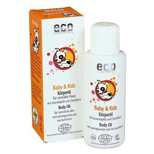 Olejek do ciała dla dzieci i niemowląt, 100 ml Eco-Cosmetics, ec-C440