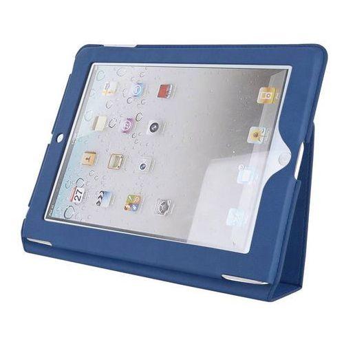Etui 4WORLD Etui na iPad 2 9.7 cali Slim Granatowy