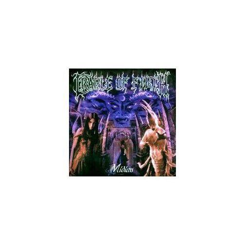 Sony music entertainment Midian - cradle of filth (płyta cd)