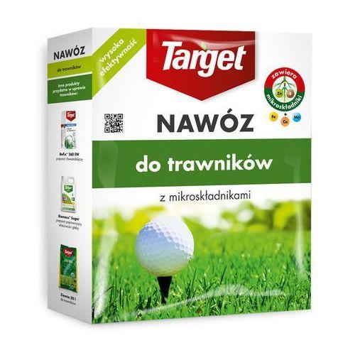 Nawóz Trawnik 4kg Target