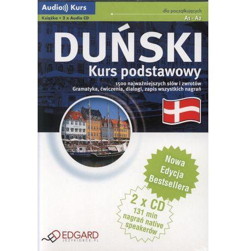 Duński - Kurs Podstawowy. Kurs Audio (Książka + 2 Cd). Nowa Edycja (112 str.)