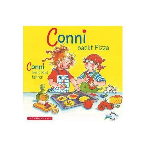 Conni Backt Pizza - Conni Lernt Rad Fahren (9783867424073)