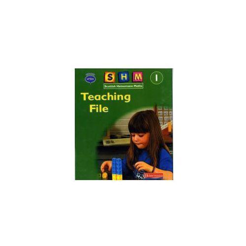 Scottish Heinemann Maths 1, Teaching File (9780435168605)