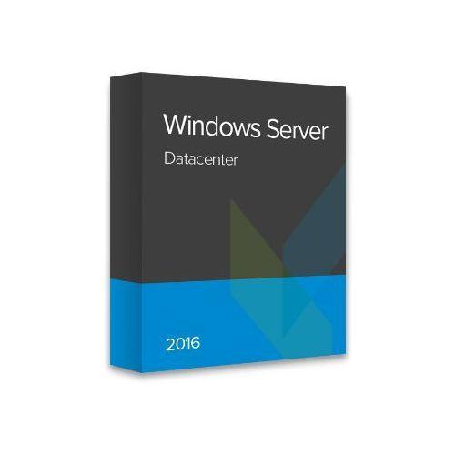 Windows server 2016 datacenter elektroniczna marki Microsoft