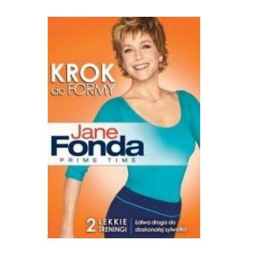 Jane Fonda - Krok do formy (5905116012143)