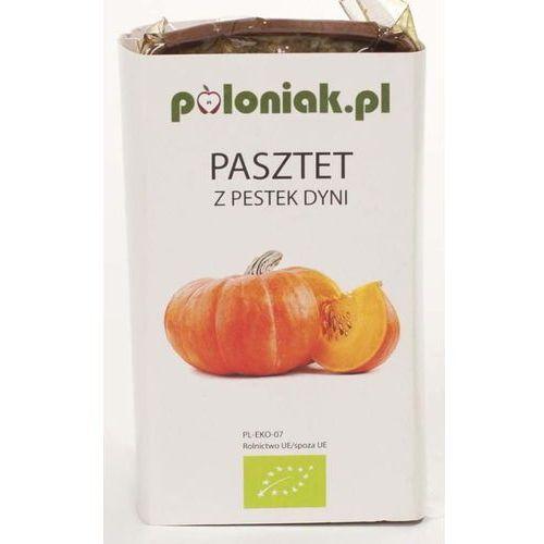 Poloniak dystrybutor: bio planet s.a., wilkowa wieś 7, 05-084 leszno k Pasztet wegański z pestek dyni bio 160 g - poloniak