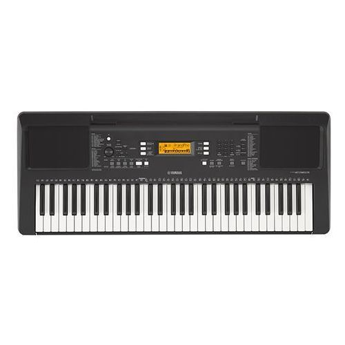 Yamaha psr-e363 keyboard do nauki (4957812614870)