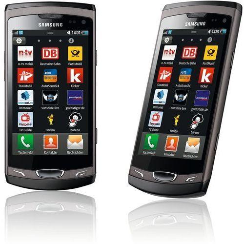 Wave II GT-S8530 marki Samsung telefon komórkowy