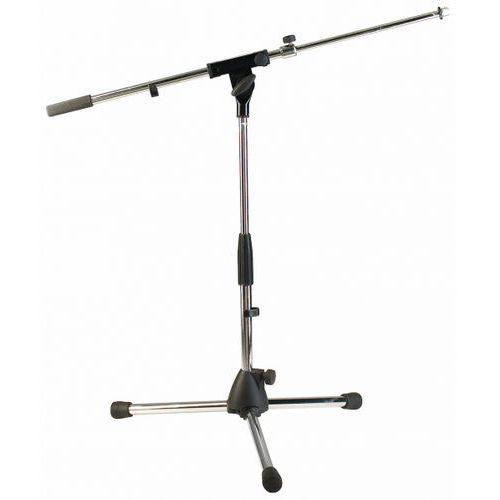 Rockstand 20773 nk statyw mikrofonowy, średni 70cm, nikiel