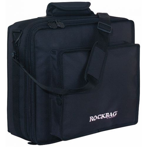 Rockbag mixer bag black 19 x 14 x 5 cm / 7 1/2 x 5 1/2 x 1 15/16 in