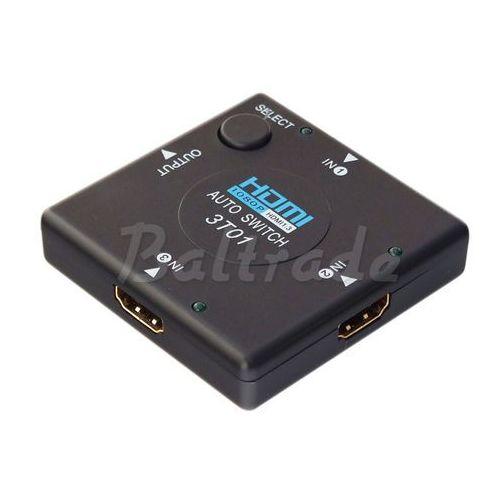 Switch HDMI Cabletech 3T01 z kategorii Kable video