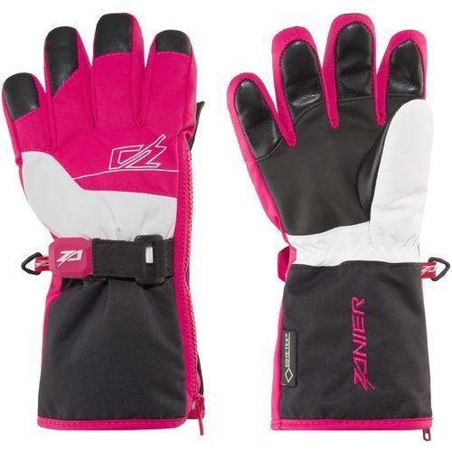 cozy.gtx rękawiczki dzieci różowy/czarny l 2017 rękawice wyczynowe marki Zanier gloves