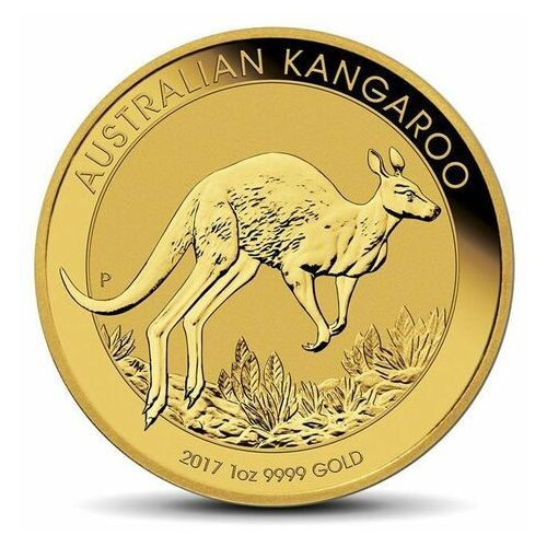 Australijski Kangur 1 uncja złota - 15 dni