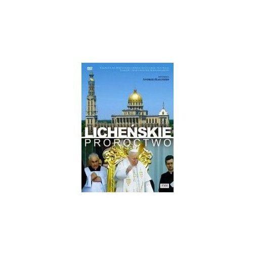 Licheńskie Proroctwo DVD (5902600066002)
