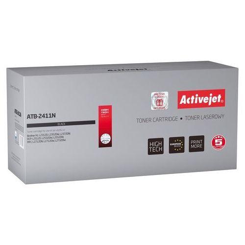 Toner Activejet ATB-2411N zamiennik Supreme czarny- natychmiastowa wysyłka, ponad 4000 punktów odbioru!