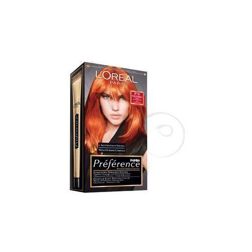 Feria Preference farba do włosów P78 Pure Paprika bardzo intensywna miedź (koloryzacja włosów)