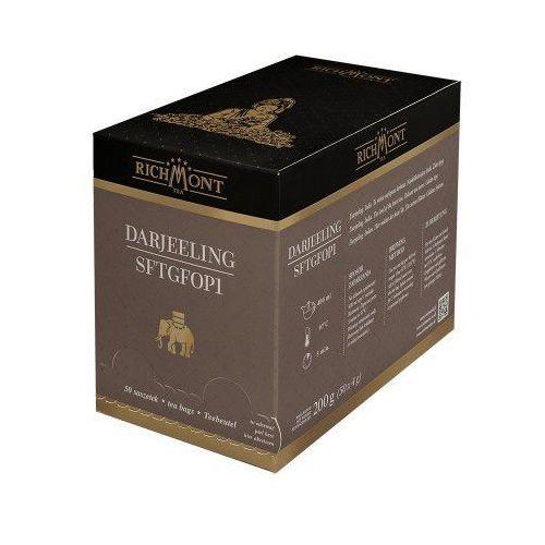 Herbata Richmont Darjeeling SFTGFOP1 1szt