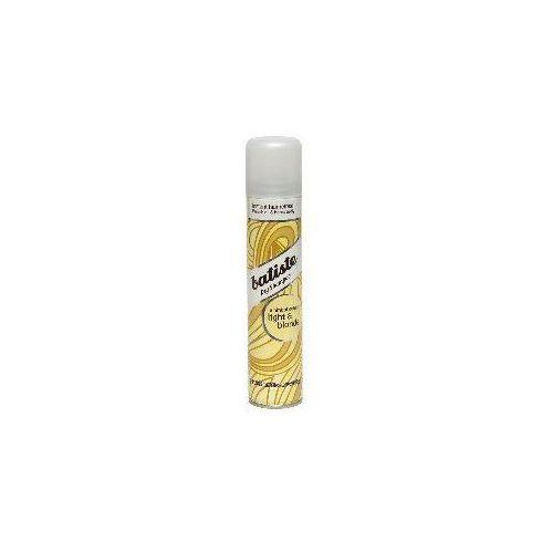 BATISTE Dry Shampoo suchy szampon do wlosow LIGHT BLONDE 200ml - sprawdź w Pachniołek.pl