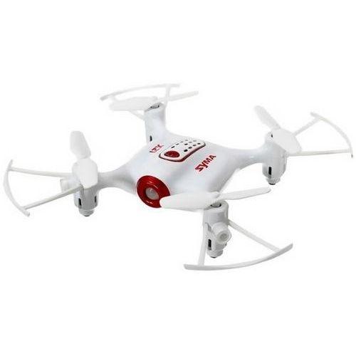Dron x21 biały + zamów z dostawą jutro! + darmowy transport! marki Syma