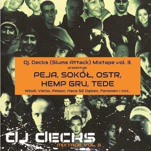 Dj decks Mixtape vol.3 - (płyta cd) (0602547102973)