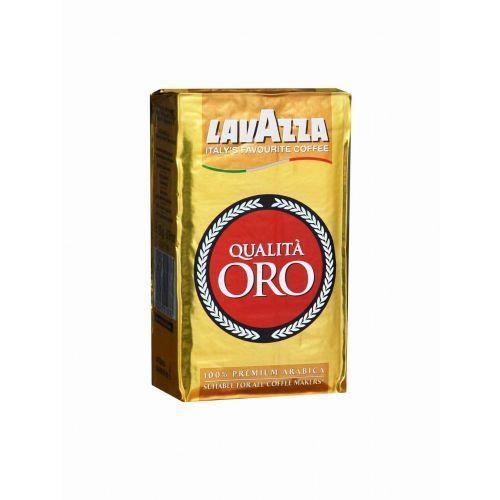 Lavazza qualita oro 100% arabica 0,25 kg mielona - przecena!