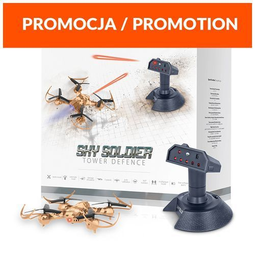 Forever Dron Sky Soldier Tower Defence DR-210
