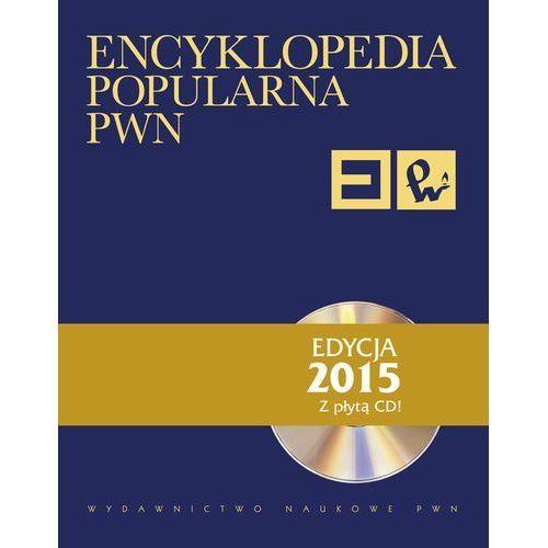 Encyklopedia popularna PWN + CD - Wysyłka od 4,99 - porównuj ceny z wysyłką (9788301182120)