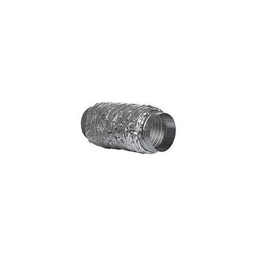 Systerm Tłumik okrągły aku-comp/0,6 m 125 mm