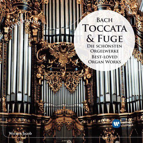 BACH: TOCCATA & FUGE DIE SCHÖNSTEN ORGELWERKE / BEST-LOVED ORGAN WORKS - Jacob (Płyta CD), 6156682