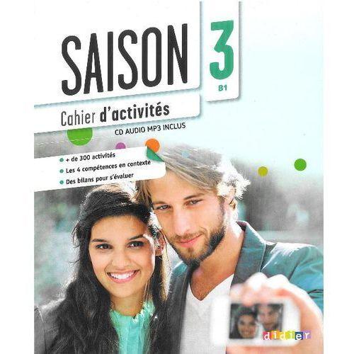 Cahier d'activités, mit MP3-CD. Bd.3, praca zbiorowa