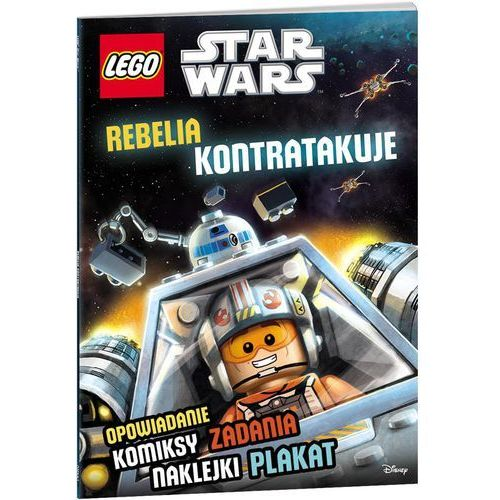 KSIĄŻKA LEGO® Star Wars™. Rebelia kontratakuje