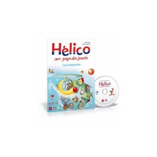 Helico Aux Pays Des Jouets Nouvelle Edition. Podręcznik + CD, oprawa miękka