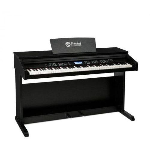 Schubert subi88 mkii keyboard 88 klawiszy midi usb 360 brzmień 160 rytmów kolor czarny (4060656111020)