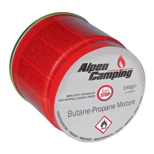 Nabój z gazem Alpen Camping 190 g
