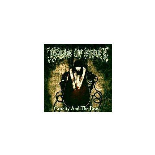 Sony music entertainment Cruelty & the beast - cradle of filth (płyta cd) (0828768290620)