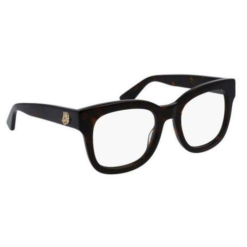 Okulary korekcyjne gg0033o 002 marki Gucci