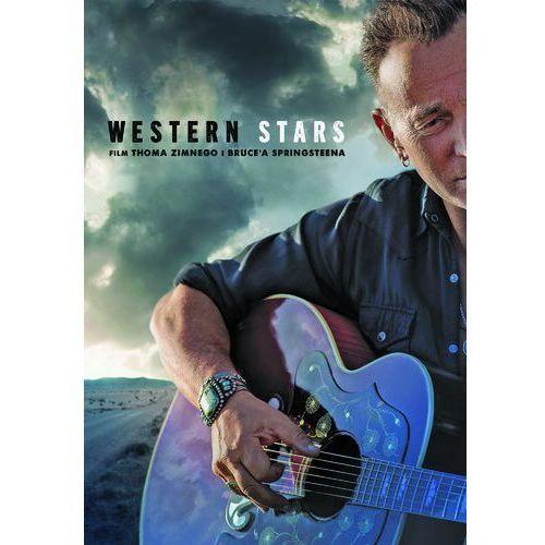 Bruce springsteen, thom zimny Western stars (płyta dvd)