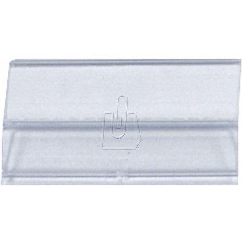 Durable Indeksy plastikowe do teczek zawieszanych z wkładkami 25 sztuk